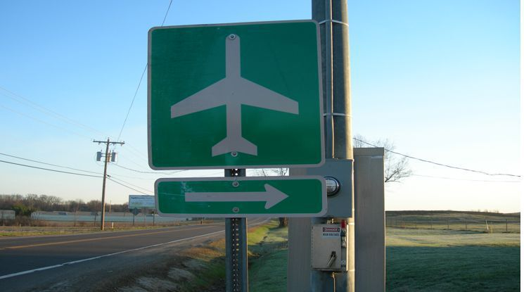 Akron-Canton Airport, Green, Ohio
